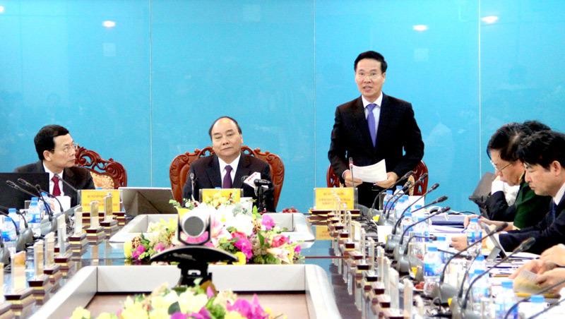 Thủ tướng Nguyễn Xuân Phúc,Bộ TT&TT,CMCN 4.0