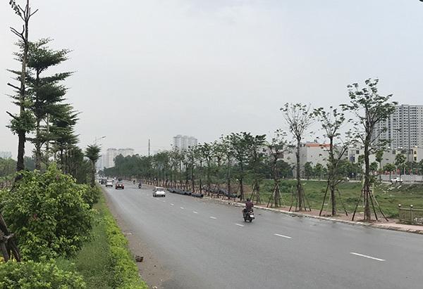 Đẩy mạnh thi công tuyến đường trục phía Nam Hà Nội