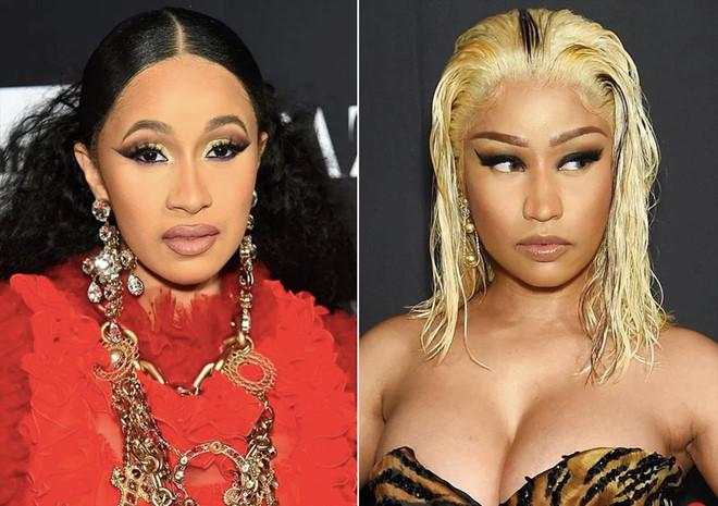 Nicki Minaj,Cardi B