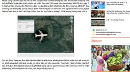 Người nói tìm thấy máy bay MH370 là kỹ sư tập đoàn lớn
