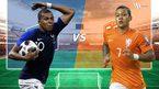 Kèo Pháp vs Hà Lan: Theo tiếng gáy gà trống Gaulois