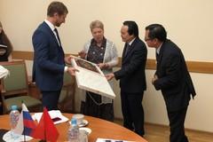 Bộ trưởng Phùng Xuân Nhạ gặp và làm việc với Bộ trưởng Bộ Giáo dục LB Nga