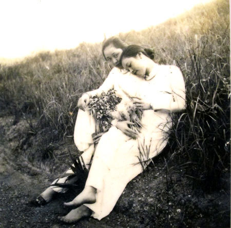 giai nhân Vi Kim Ngọc và em gái Vi Kim Phú