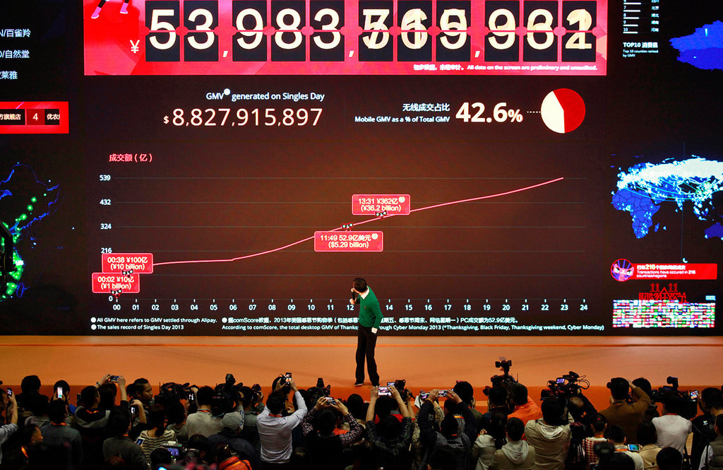 Jack Ma,Alibaba,tỷ phú Trung Quốc