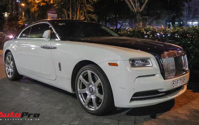 Rolls-Royce Wraith,siêu xe,Rolls-Royce