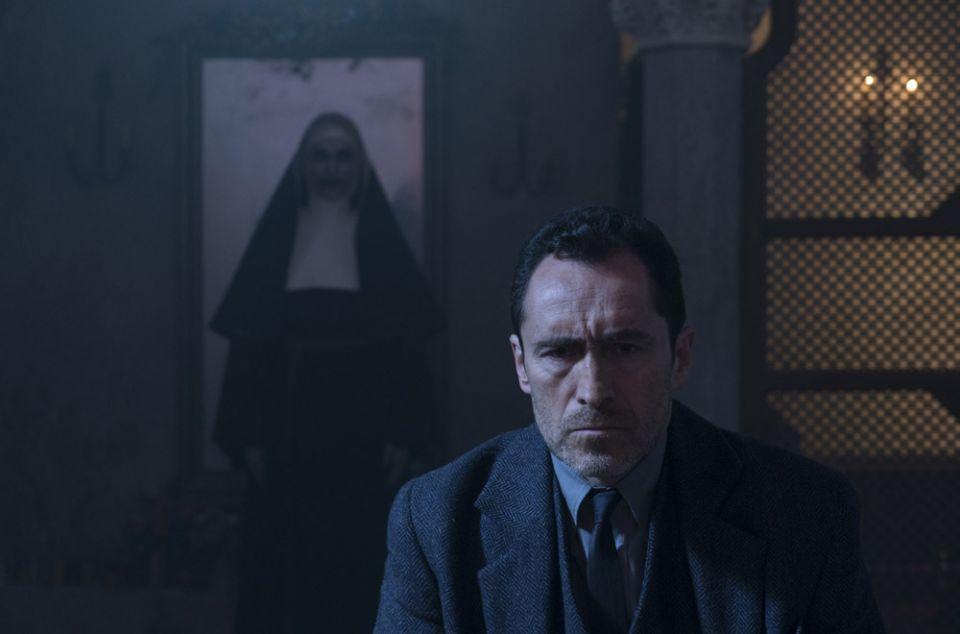 The Nun,The Conjuring,Ác quỷ ma sơ,phim chiếu rạp