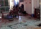 Nghi vấn nổ súng, gia chủ bàng hoàng nhìn nhà bị phá tan hoang