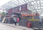 Độc nhất Việt Nam, chợ dưới công viên sắp bị đóng cửa