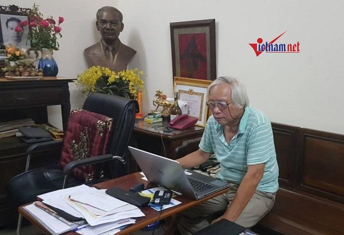 GS Nguyễn Văn Huy