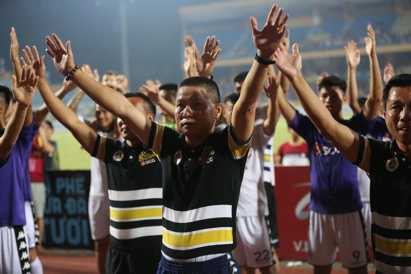 bầu Hiển,V-League,Hà Nội FC,Quang Hải
