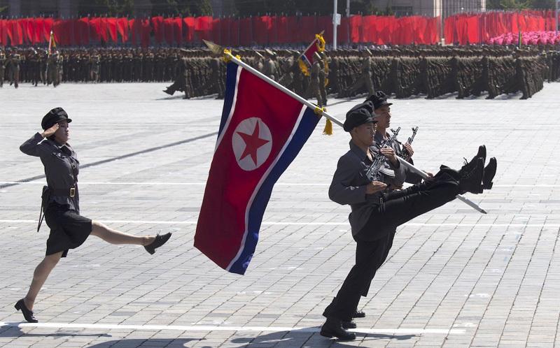 Thế giới 24h,Triều Tiên,tình hình Triều Tiên,Triều Tiên duyệt binh,quốc khánh Triều Tiên