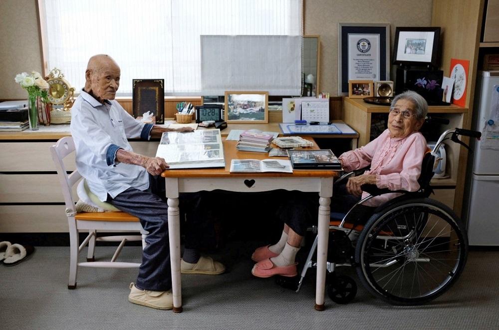 Ông Masao Matsumoto và bà Miyako Matsumoto
