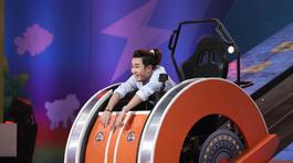 Huỳnh Lập mất tiền thưởng vì nghe nhầm ở gameshow Nhí