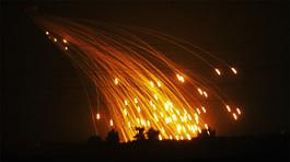 Nga tố Mỹ ném bom hóa học xuống thị trấn Syria