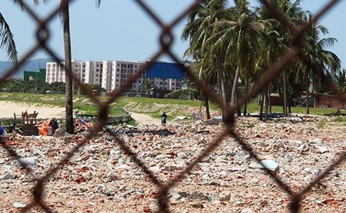 mẹ chồng Thu Thảo,dự án nghỉ dưỡng,lối xuống biển,Đà Nẵng