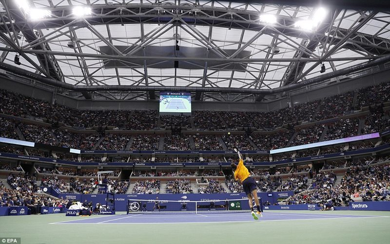 Novak Djokovic,Del Potro