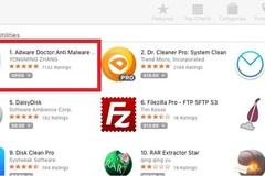 Xuất hiện nhiều ứng dụng trên Mac App Store lấy cắp dữ liệu người dùng
