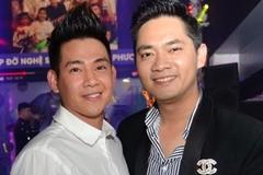 Phùng Ngọc Huy hát trong đêm nhạc quyên góp giúp Mai Phương chữa ung thư