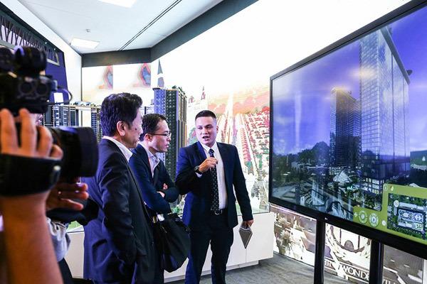 Sunshine Group gây chú ý với BĐS ứng dụng công nghệ 4.0