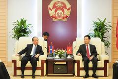 Việt Nam chia sẻ với Lào về kinh nghiệm quản lý mạng xã hội