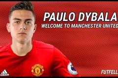 """MU nổ """"bom tấn"""" Dybala, Mourinho lôi kéo Matuidi"""