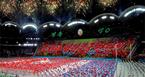 Màn đồng diễn hoành tráng nhất thế giới ở Triều Tiên