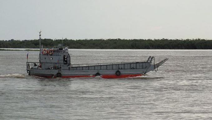 Hành trình trôi dạt của thủy thủ Liên Xô được tàu Mỹ cứu nạn