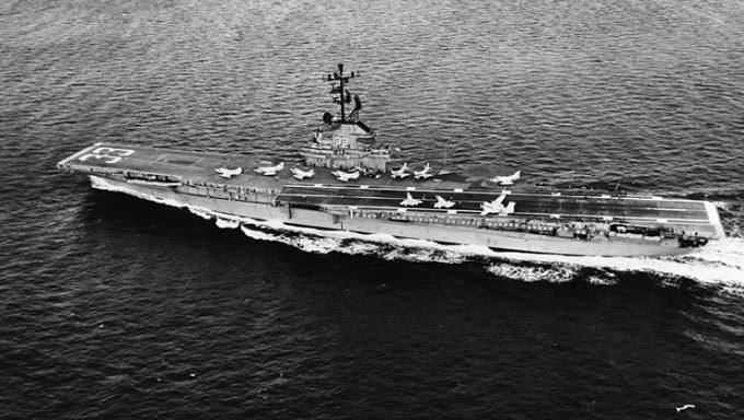 Mỹ,Nga,tàu sân bay,Liên Xô