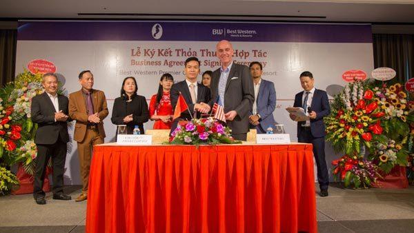 Đối tác của Best Western Premier tại Cam Ranh là ai?