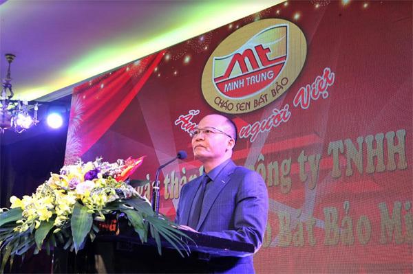 Gạo sạch bát bảo Minh Trung, tăng giá trị thương hiệu Việt