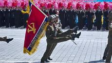 Vì sao Triều Tiên duyệt binh 'thiếu' tên lửa đạn đạo?