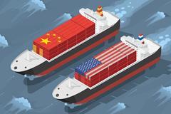 Chính quyền ông Trump bị kiện vì áp thuế Trung Quốc