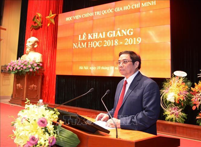 Trưởng ban Tổ chức TƯ,Phạm Minh Chính,nhân sự,đại hội 13