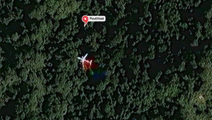 Thêm 'bằng chứng' về MH370 trong rừng Campuchia