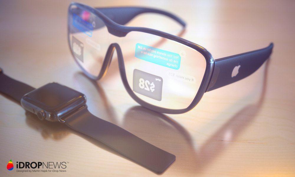 Kính VR Apple Glasses sẽ là 'gà đẻ trứng vàng' cho Apple