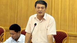 Kỷ luật khiển trách Thứ trưởng TT&TT Phạm Hồng Hải
