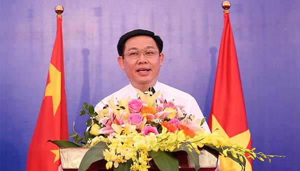 Việt Nam - Trung Quốc,Phó Thủ tướng,Vương Đình Huệ