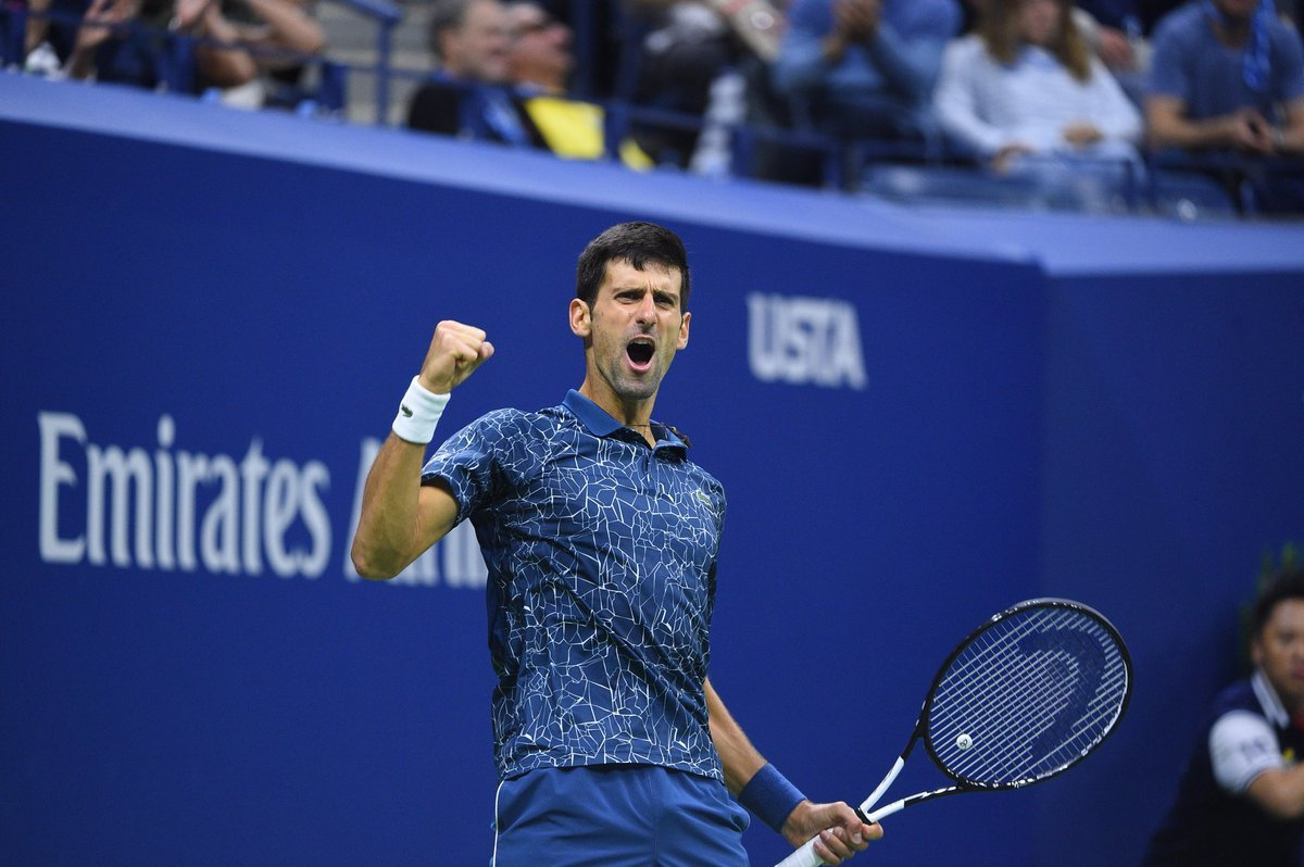 Novak Djokovic,quần vợt,US Open 2018
