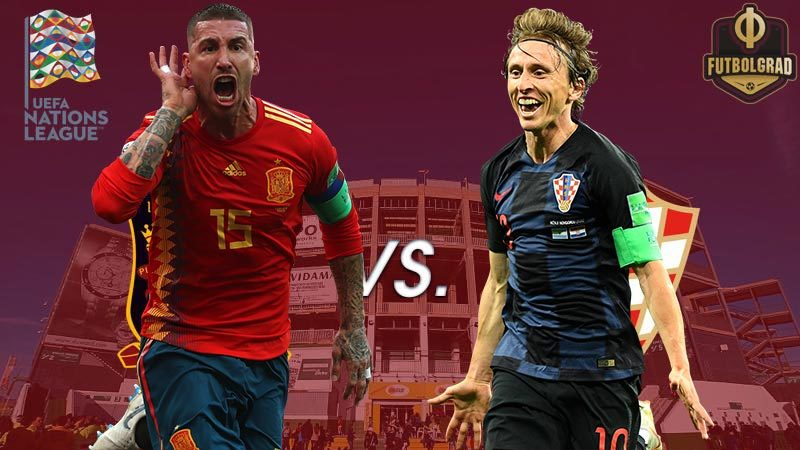 Nhận định Tây Ban Nha vs Croatia: Hành trình thách thức