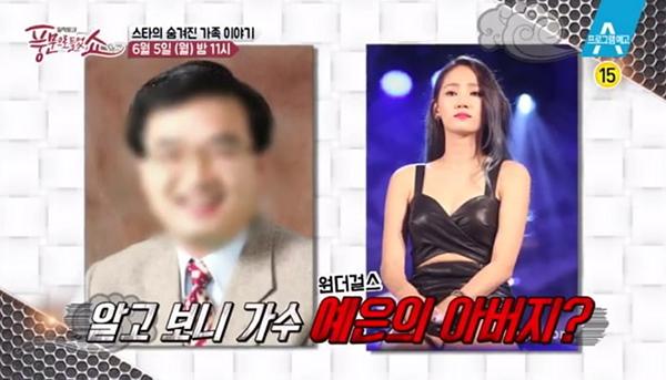 Wonder Girls,Ye Eun,Sao Hàn