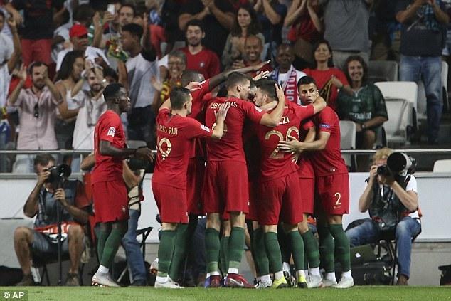 Kết quả Bồ Đào Nha 1-0 Italia: Không Ronaldo chẳng sao