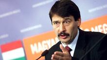 Tổng bí thư hội kiến Tổng thống Hungary