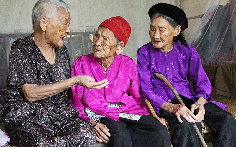 Nghệ An,Người cao tuổi