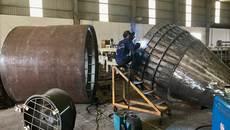 Doanh nhân Thái Bình bỏ 10 tỷ chế tạo tàu ngầm Trường Sa 2