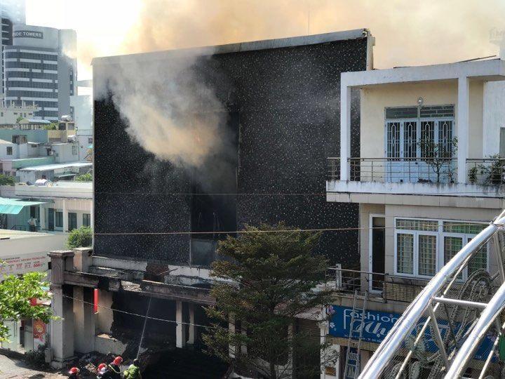 hỏa hoạn,Đà Nẵng,cháy lớn