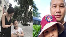 Phạm Quỳnh Anh - Quang Huy cùng đăng ảnh con gái nhưng đều không làm điều này cùng nhau