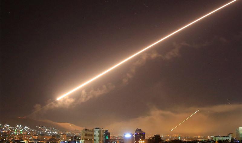 Mỹ,Nga,Syria,tình hình Syria,chiến sự Syria,tấn công hóa học ở Syria