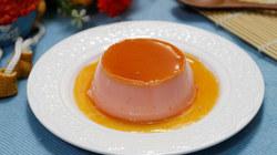 Tự làm bánh flan hương dâu tây ngon ngất ngây