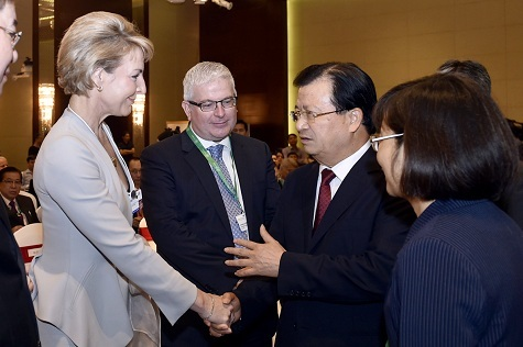 Phó Thủ tướng Trịnh Đình Dũng,Trịnh Đình Dũng,WEF ASEAN 2018