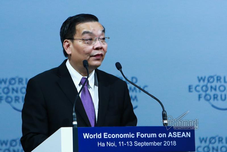 hội nghị WEF ASEAN,công nghệ 4.0,diễn đàn kinh tế Asean